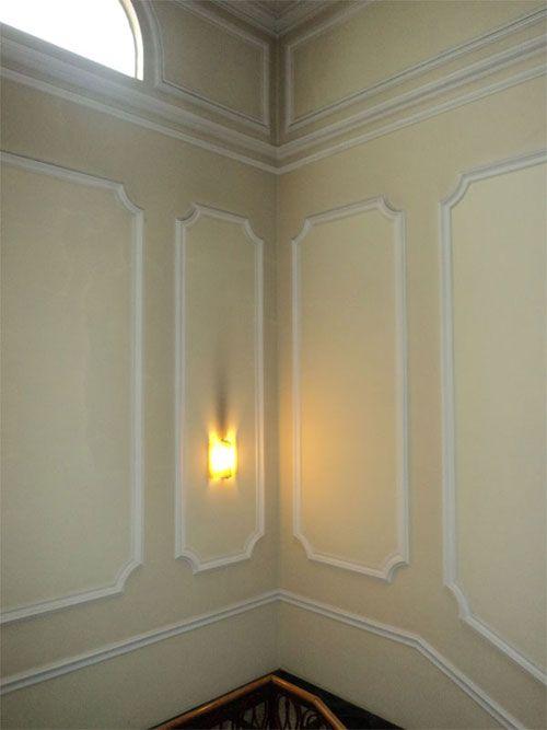 Gesso per pareti uo62 regardsdefemmes - Decorazioni pareti interne ...
