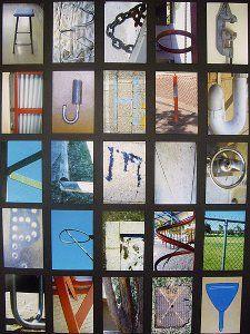 Alphabet Photography Collage | AllFreeKidsCrafts.com