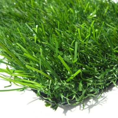 Realgrass Standard Artificial Grass Synthetic Lawn Turf Sold By 15 Ft W X Custom Length Lwn Ln The Home Depot Synthetic Lawn Lawn Turf Diy Artificial Turf