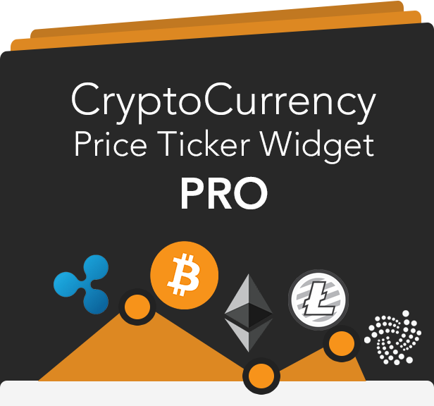 cryptocurrency price widget