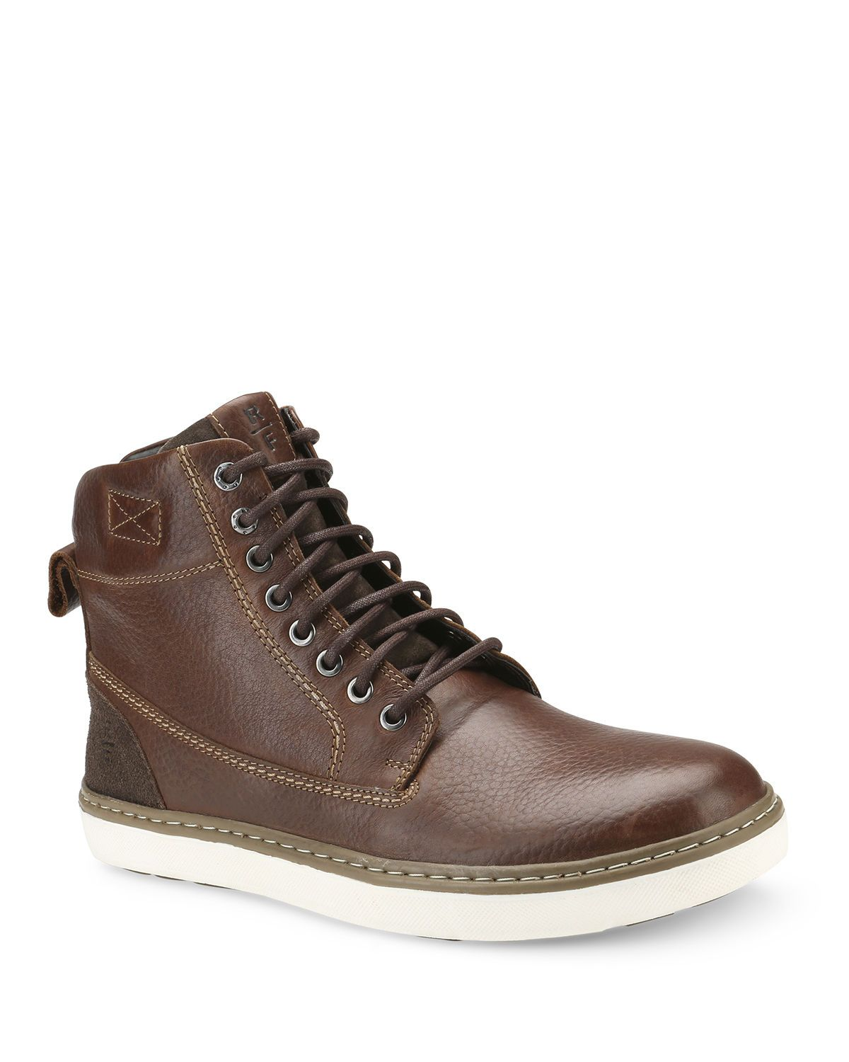 7bb4324b948 RESERVED FOOTWEAR MEN'S CROMWELL LACE-UP LEATHER BOOTS ...