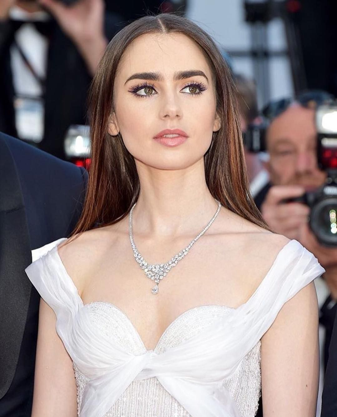 Watch Lily Collins' Hairstylist: I Know She Can Pull OffAnything video