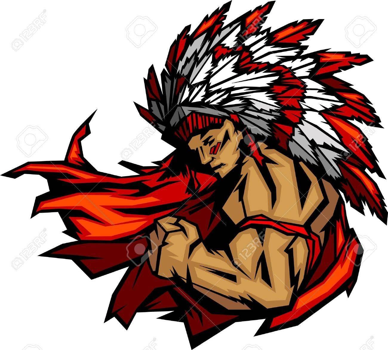 Indian Symbols Tattoo Apache
