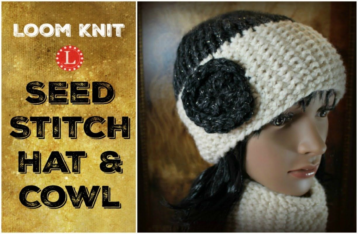 Pin de Loli S en knitting | Pinterest | Telar, Gorros y Telar redondo