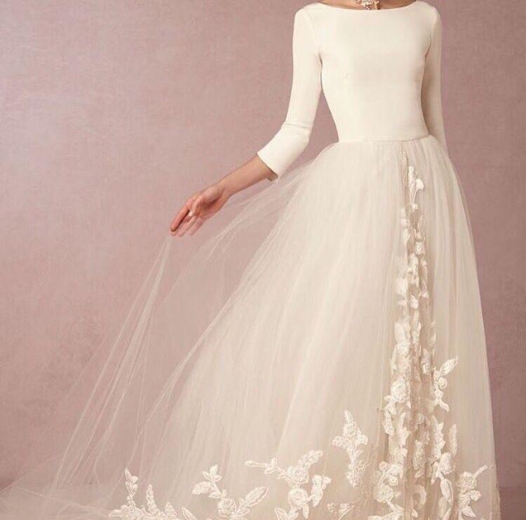 BHLDN Bridal HC... | Beautiful Frocks | Pinterest | Novios, Vestido ...
