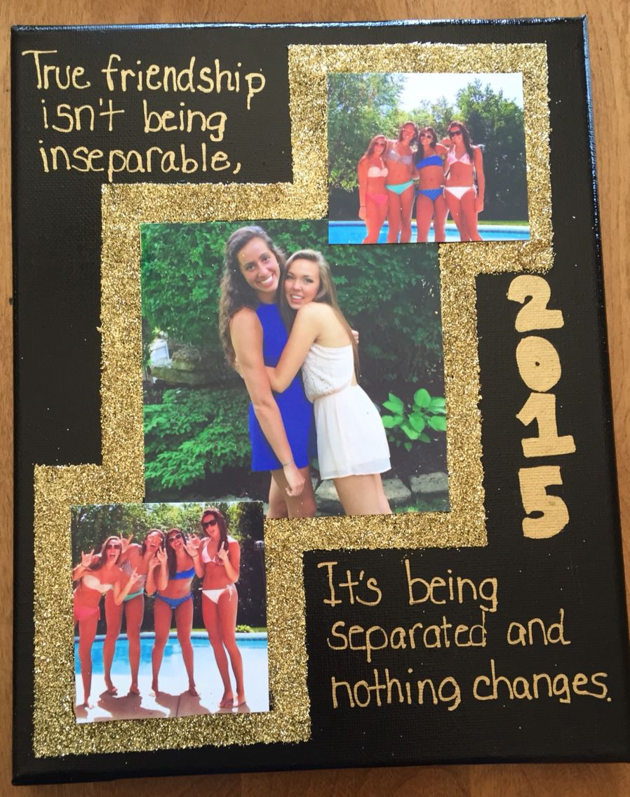 Adorable homemade graduation gifts my crafty daughter made