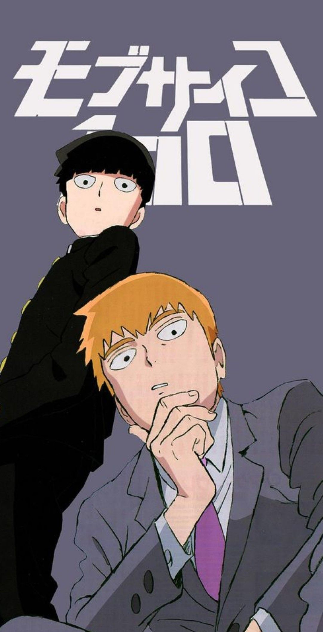 Pin By Mob On Iphone Wallpaper Mob Psycho 100 Anime Mob Psycho 100 Mob Psycho 100 Wallpaper