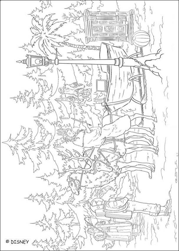 Narnia Colouring Page Narnia Chronicles Of Narnia Coloring Pages
