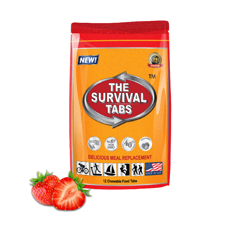 Contain 100 of 15 Essential Vitamins & Minerals. Made