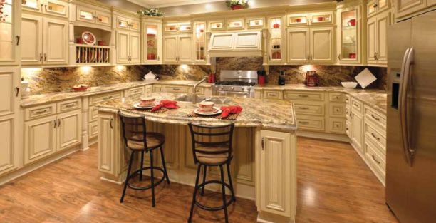 Kitchen Cabinets Ohio  Bathroom Vanities & Pantries Oh  Silver Pleasing Silver Creek Dining Room Decorating Design
