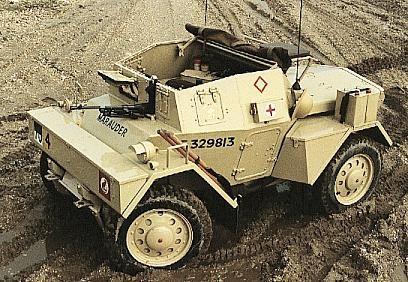 Daimler Dingo - Wikipedia, the free encyclopedia | The Desert Rats | Pinterest | Armored car ...