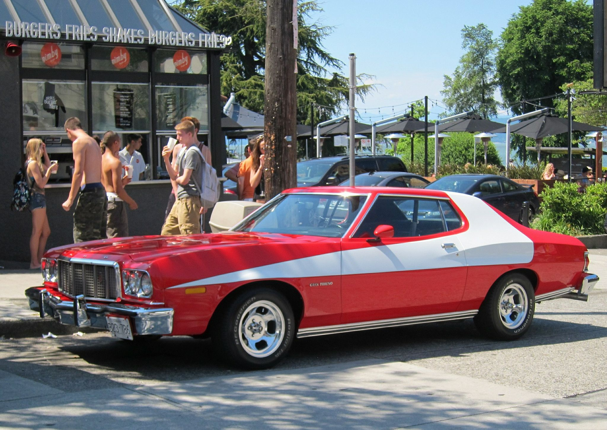 Gran Torino Cars Movie Ford Torino Grand Torino