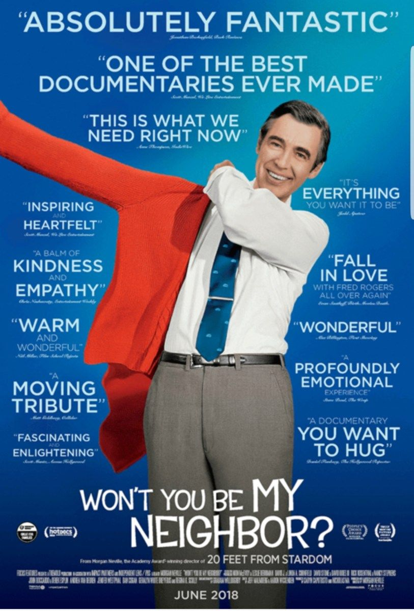 Won T You Be My Neighbor 2018 Best Documentaries Documentaries Film Images