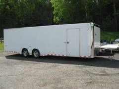New Trailers For Sale in Connecticut | New Pace American, Big Tex, Haulmark, Featherlite & Sundownder Trailers in CT - Serving Brattleboro VT, Saratoga Springs, Poughkeepsie, Springfield MA and Providence RI