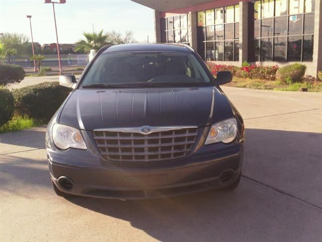 Used 2008 Chrysler Pacifica For Sale In Phoenix Az 85022 A To Z