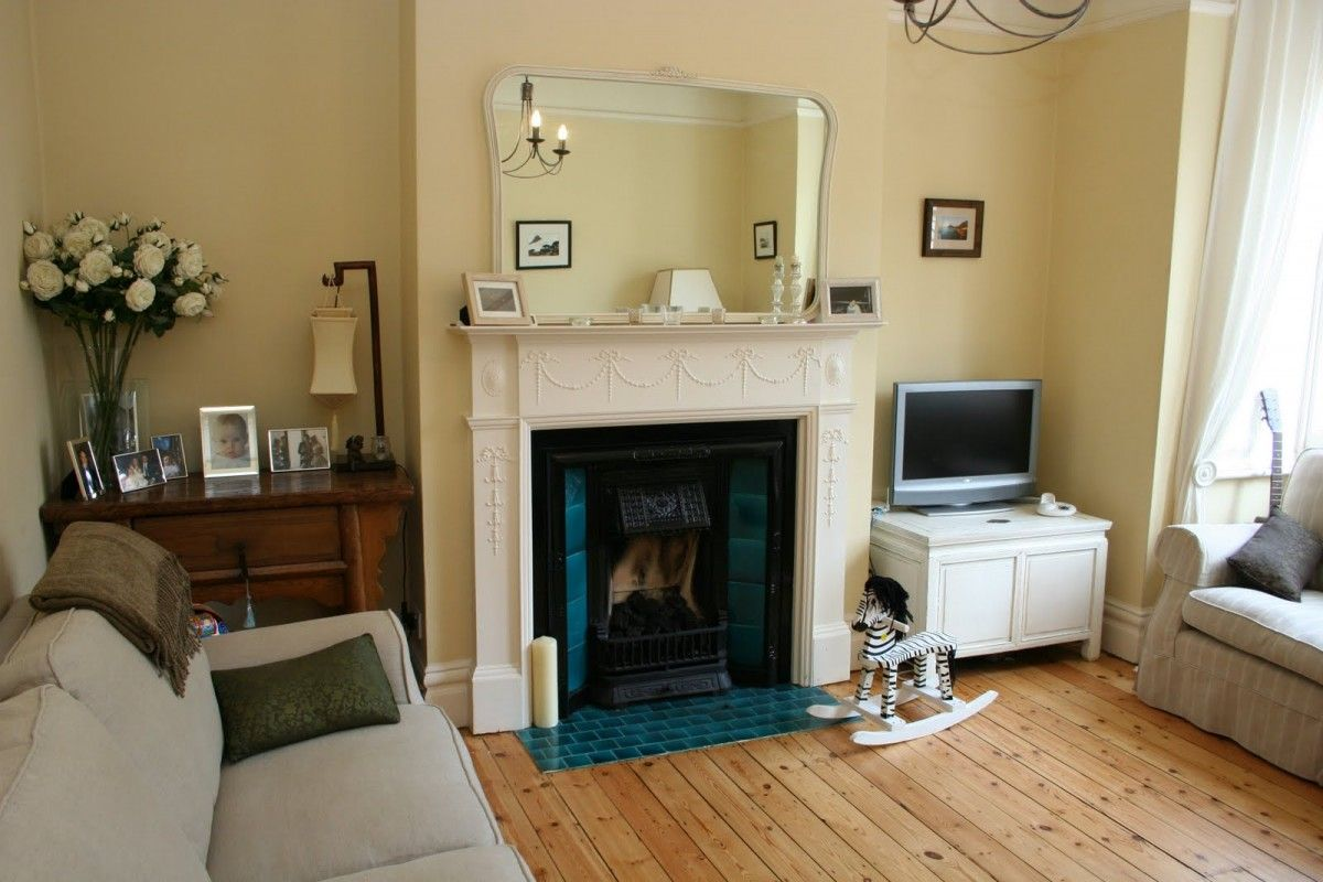 High Quality Edwardian Living Room