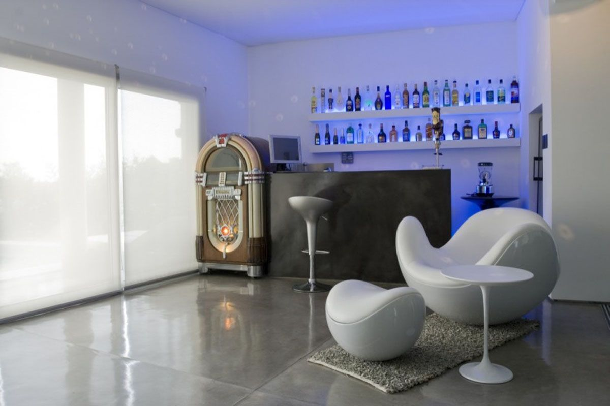 Unadulterated Luxury with your Very Own Home Bar