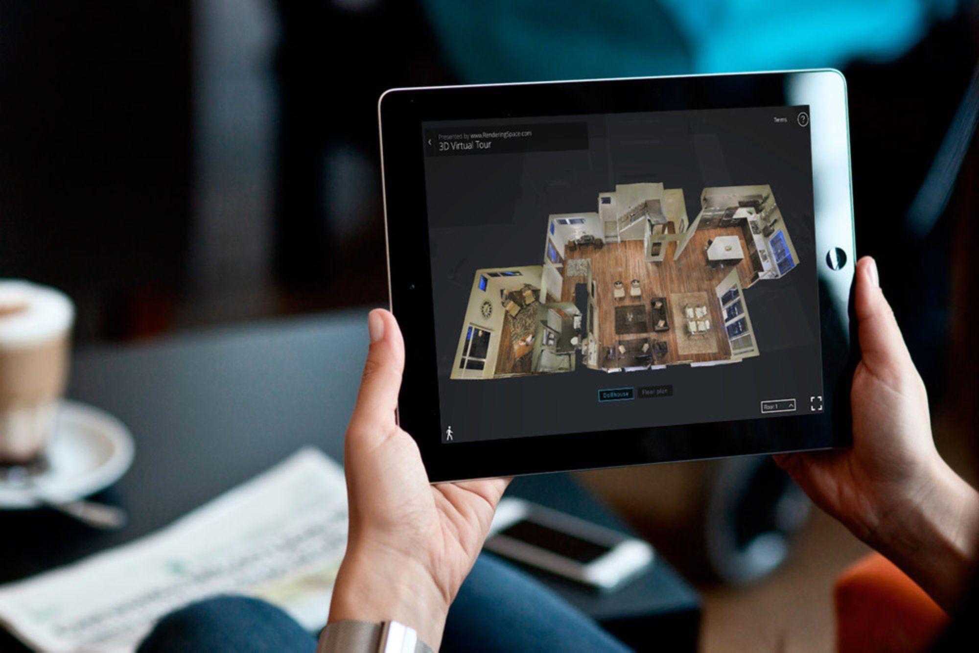Lansing michigan realtors virtual reality for open houses