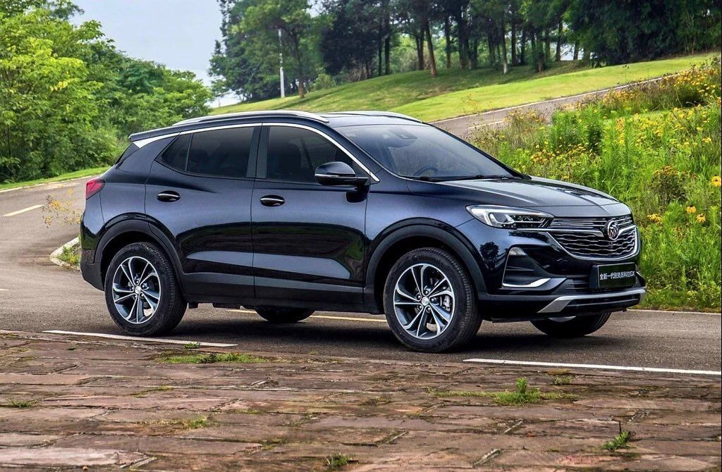 The 2020 Encore GX is not a trim of the Encore, instead it