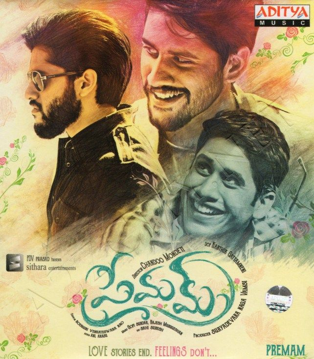 Dashing Diljala (Premam) (2018) WEBHD Hindi Dubbed 720p 1.1GB AAC MKV