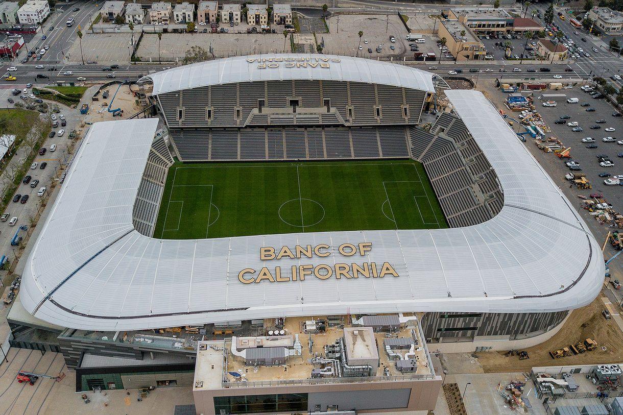 La S 350m Soccer Stadium Is Now Open Soccer Stadium Stadium Sports Stadium