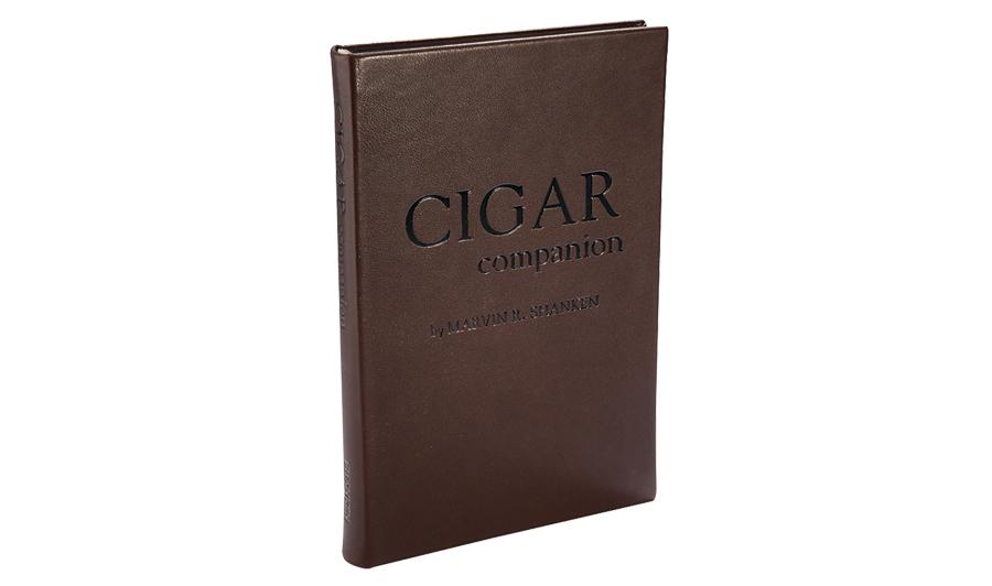 Cigar Companion Book   Lucky Den