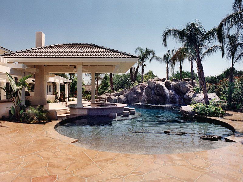 Resort Style Backyard Ideas - Google Search | Backyard, Modern Backyard, Backyard Living