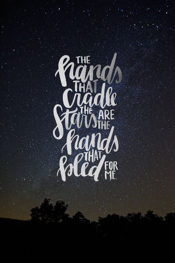 Aftermath by hillsong | walk by faith | Bible verse wallpaper iphone, Bible verse typography ...