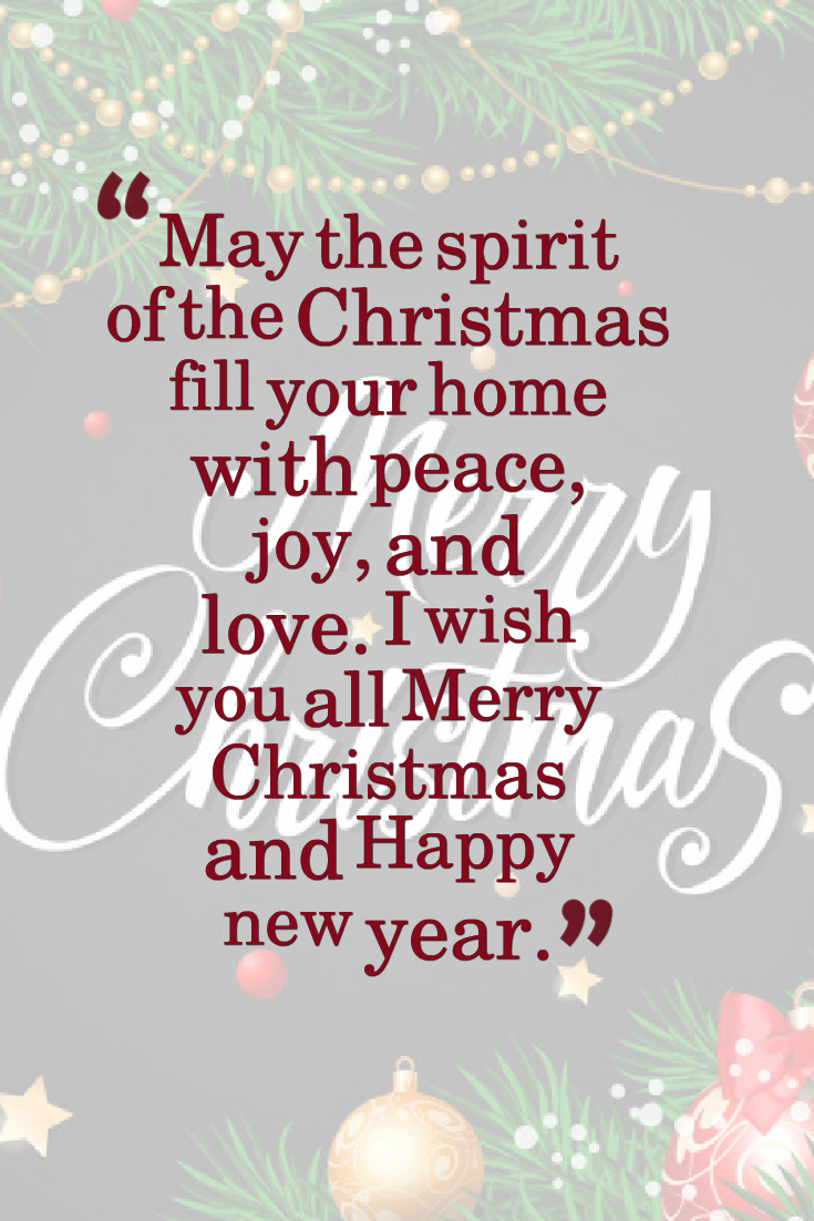 Christmas Eve And Christmas Day 2019 Merry Christmas 2019 Quotes | Christmas and New Year | Retro