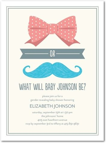 Unisex Baby Shower Invitations At Tiny Prints Rg Ideas For Shower