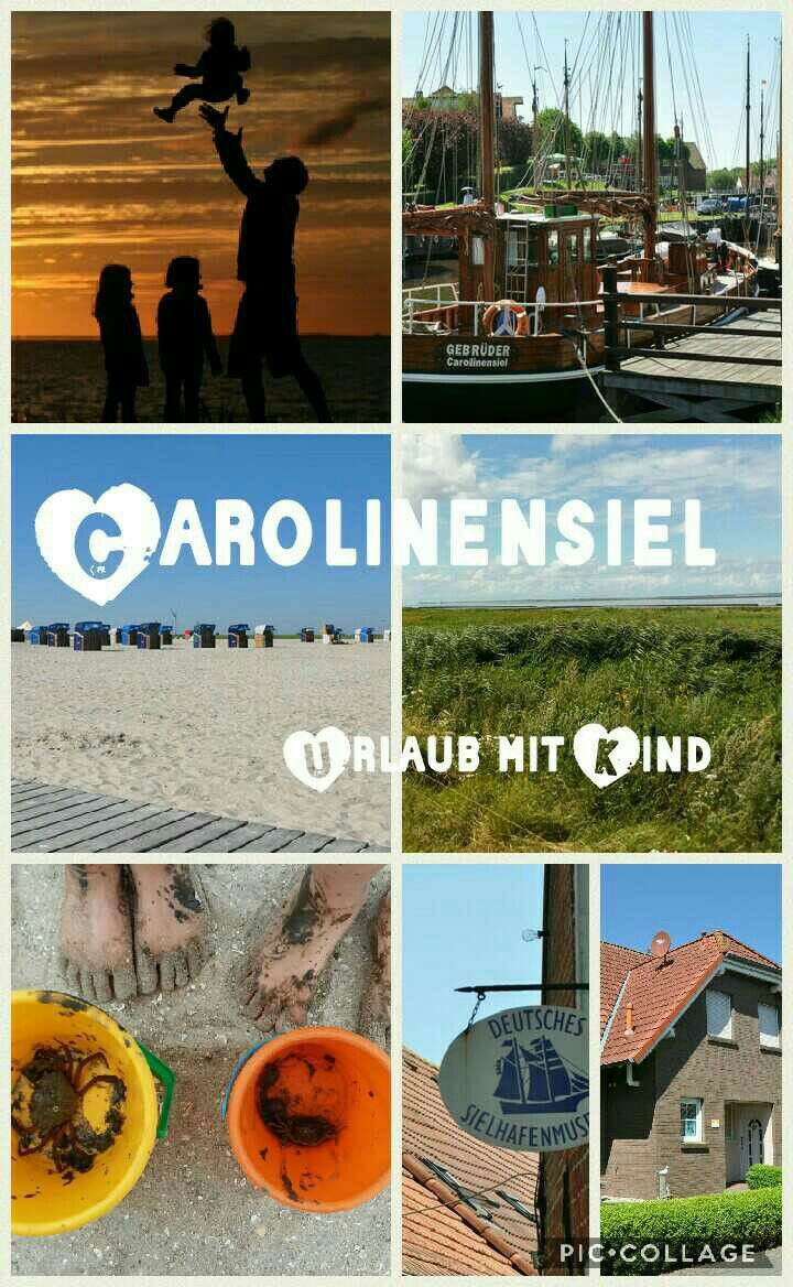 Urlaub mit kind in carolinensiel an der nordsee for Urlaub mit kindern nordsee