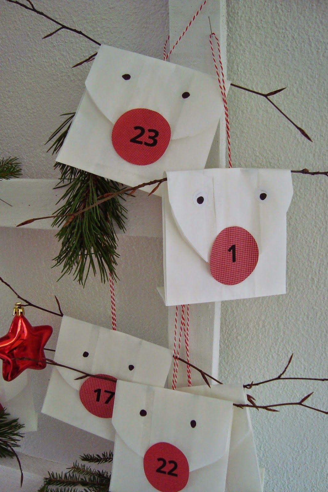 Kleefalter: Advent/Weihnachten