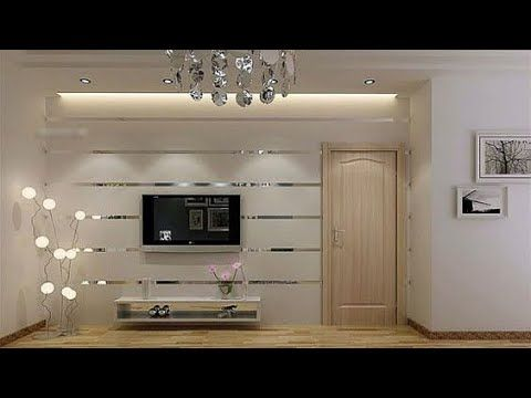 Stylish Media Wall Tv Unit Designs For Living Room Youtube Wall Tv Unit Design Tv Wall Unit Modern Tv Wall Units