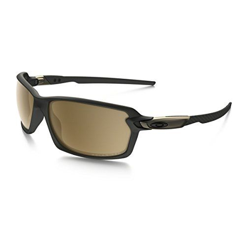 4b08daa43fa3c5 Oakley Carbon Shift Polarized Sunglasses Matte BlackTungsten Iridium One  Size    Be sure to check