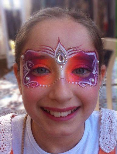 Henna By Leyla Shemesh: Leyla Shemesh Facepainting And Henna ציור פנים וחינה לילה