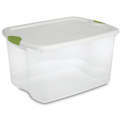 Sterilite Under Bed Storage Cool Large Storage Box To Store Everything During The Other Seasons 2018