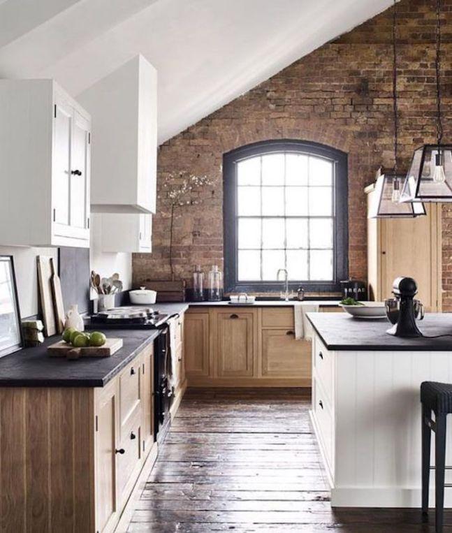 Design trend 2018 minimalist range hoodsbecki owens - Refaire sa cuisine rustique en moderne ...