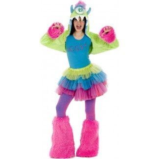 Furry & Fun All in One! ~ Cool Tween Halloween Costumes