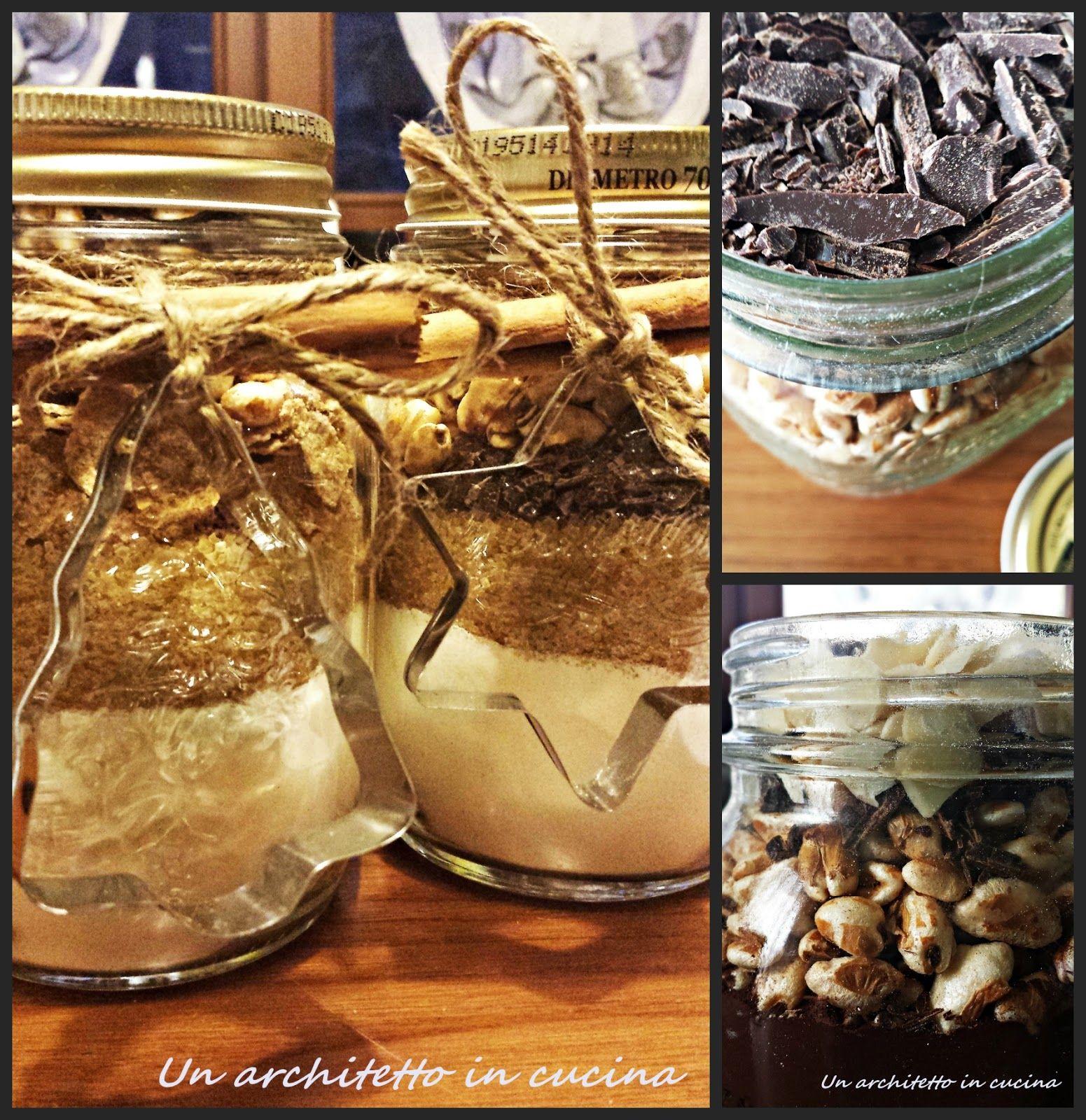 Un architetto in cucina: Biscotti in barattolo: un\'originale idea ...