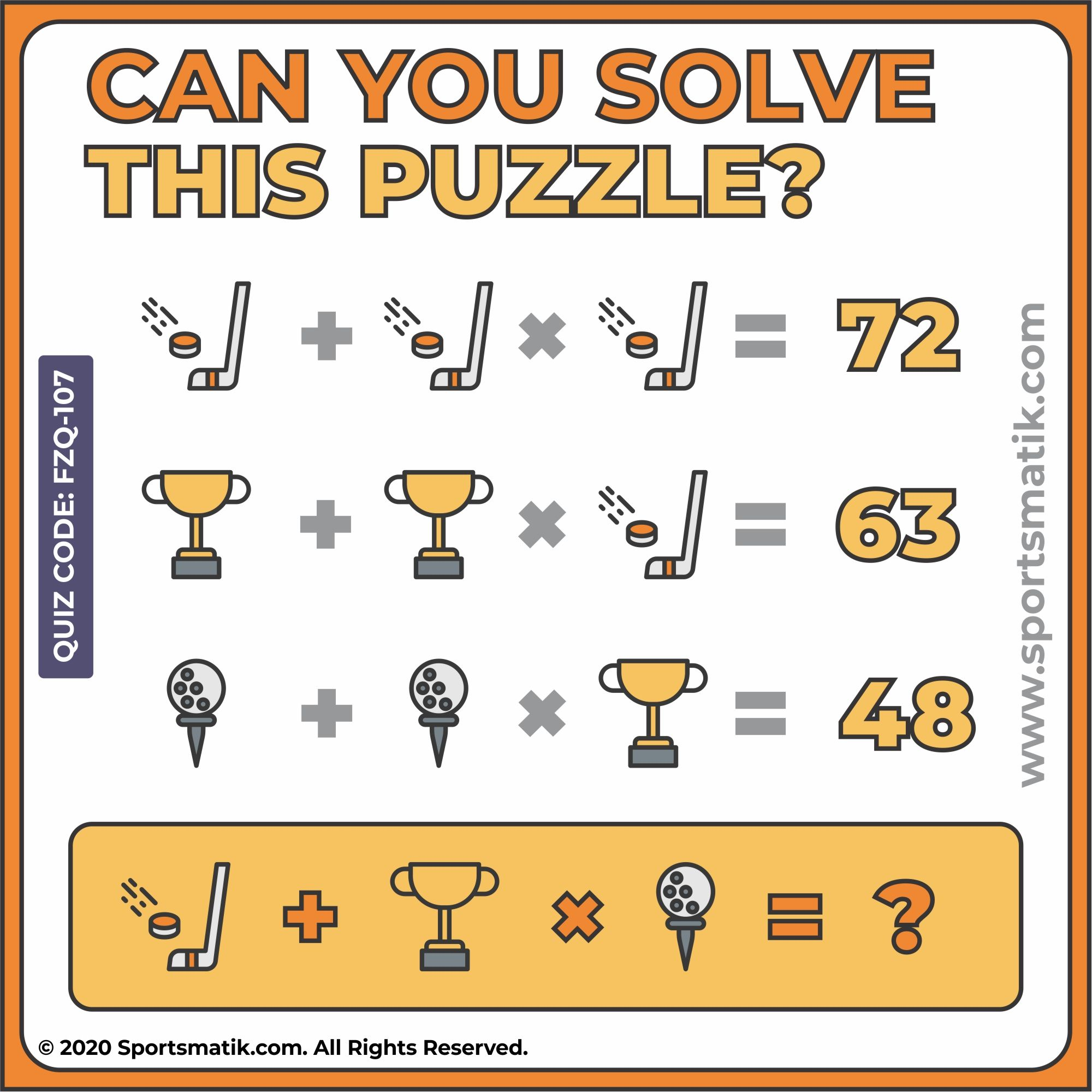 Can You Solve This Puzzle Sports Quiz Sports Website Basic Math