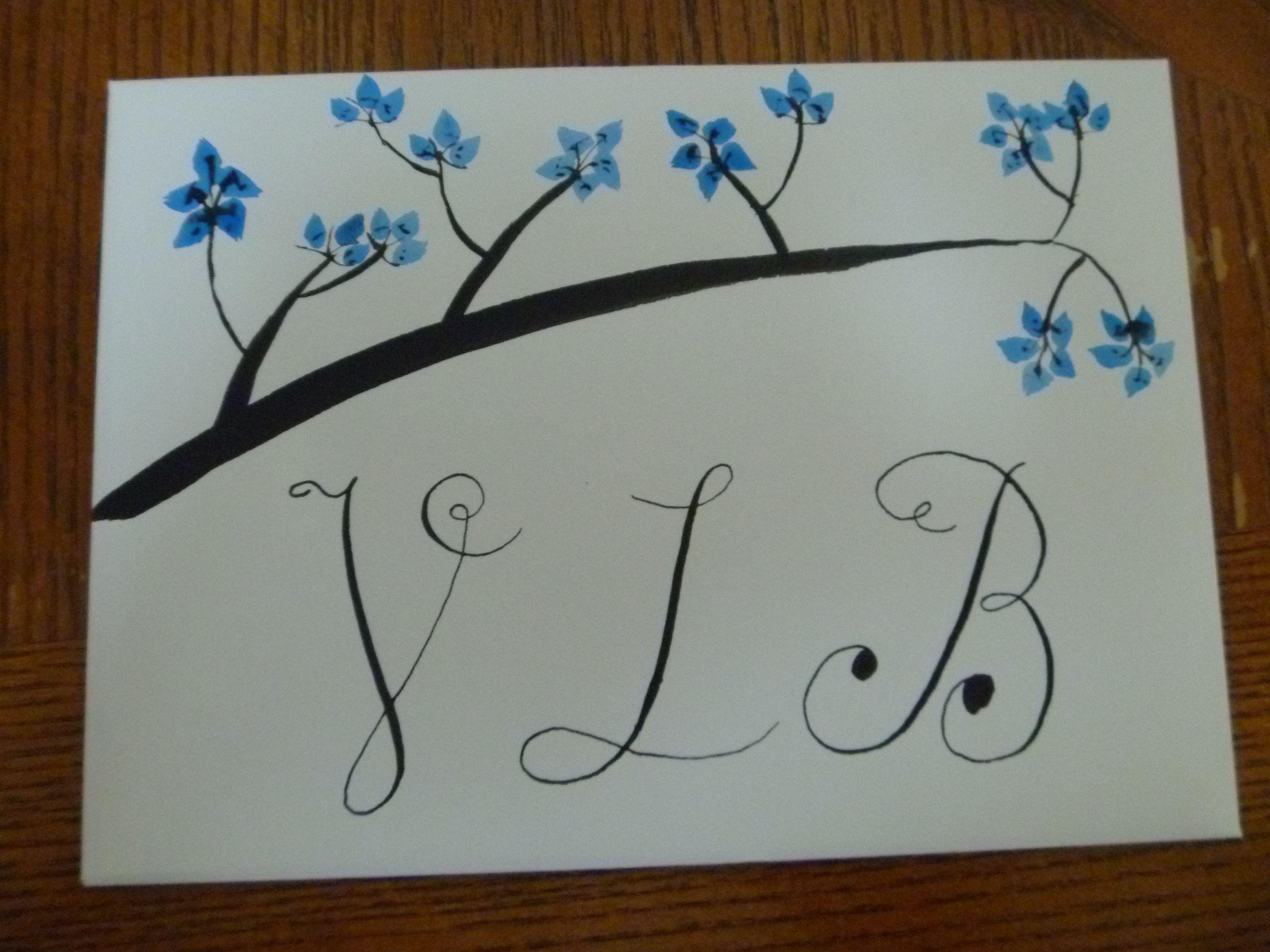 Hand lettered address envelopes hand lettered envelope hand