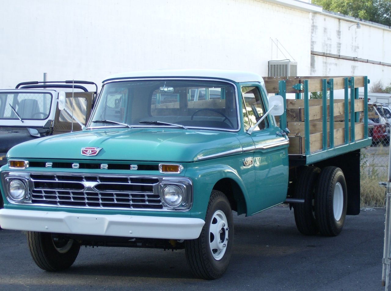1966 Ford F 350 Dales Customs | Old ford p/u | Pinterest | Ford ...