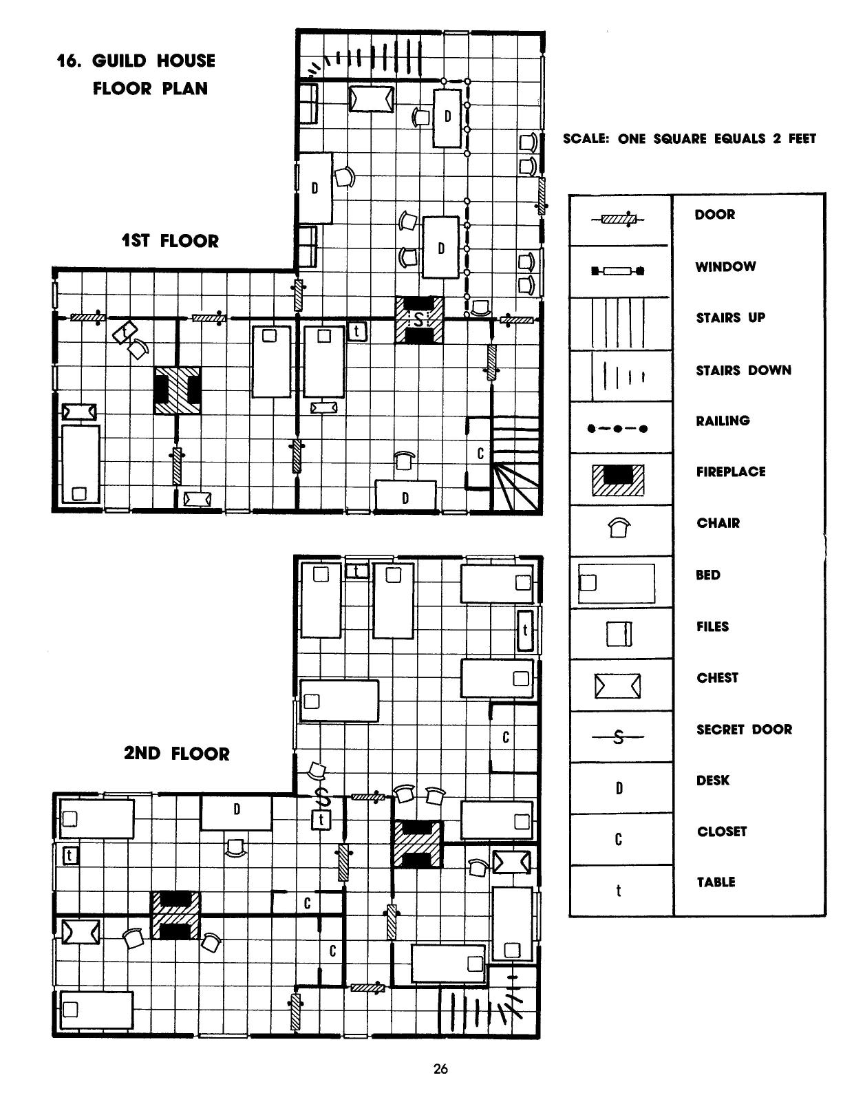 barracks blueprints rpg