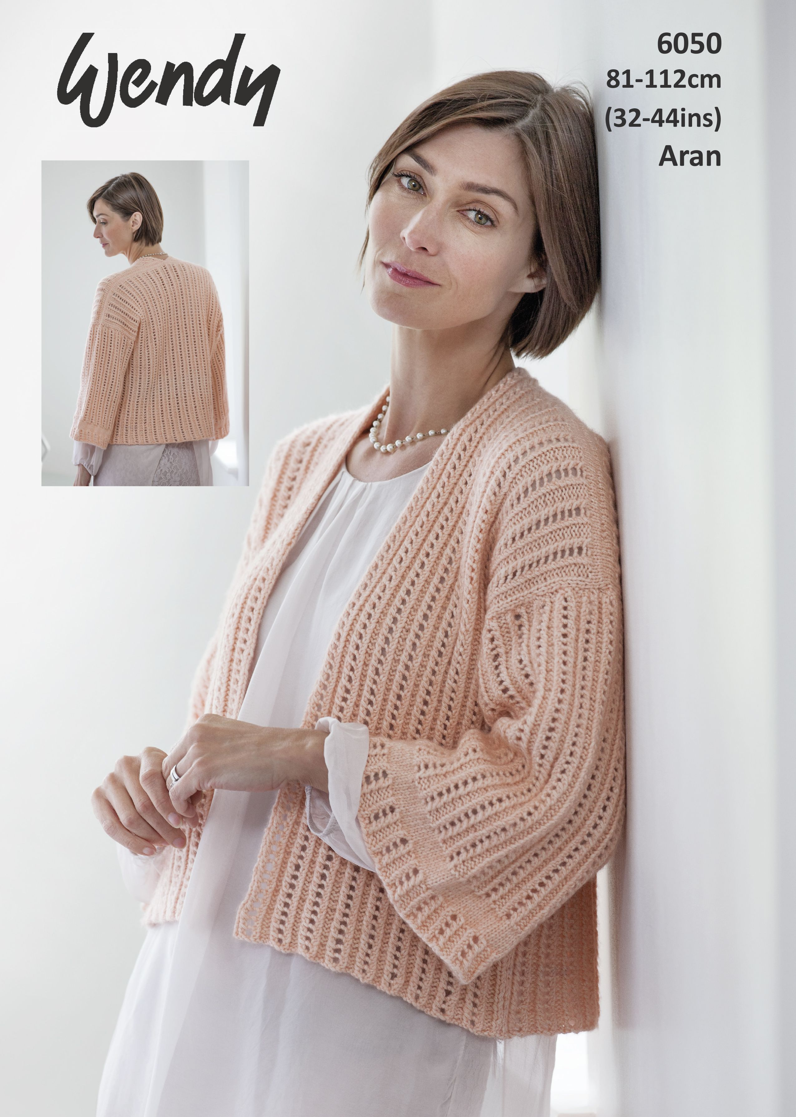 Cardigan knitted in wendy purity pattern no 6050 wendy purity cardigan knitted in wendy purity pattern no 6050 bankloansurffo Image collections