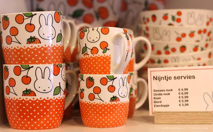 Thompson Family Life The Miffy Store Amsterdam Netherlands Miffy Classic Kids Kid Character