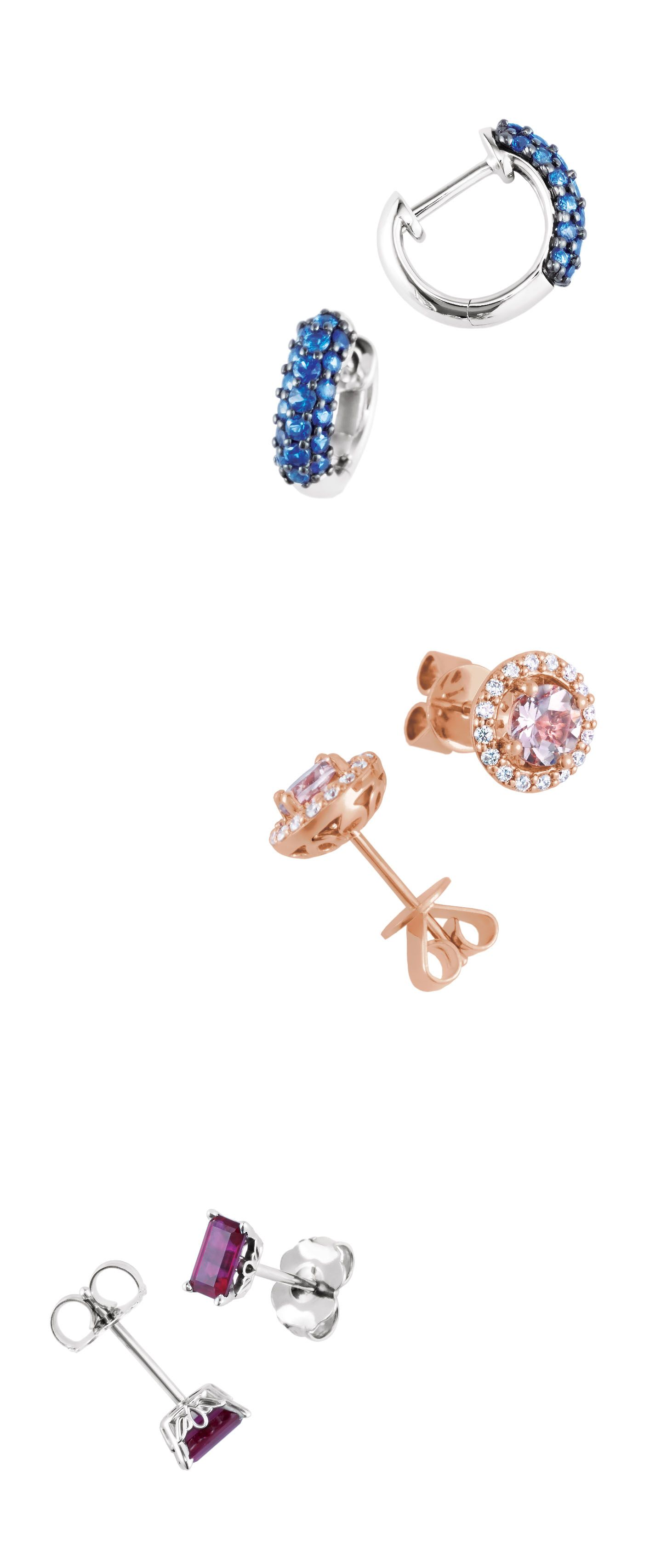 Gemstone Earring Styles That We Love! Click through to explore ...