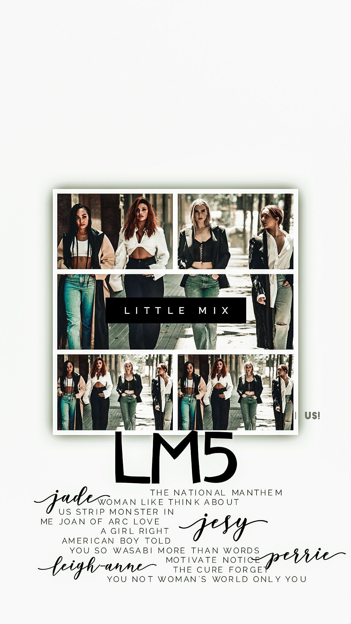 Pin By Pretty In Black On Collages Lockscreens Little Mix Little Mix Little Mix Jesy Little Mix Girls