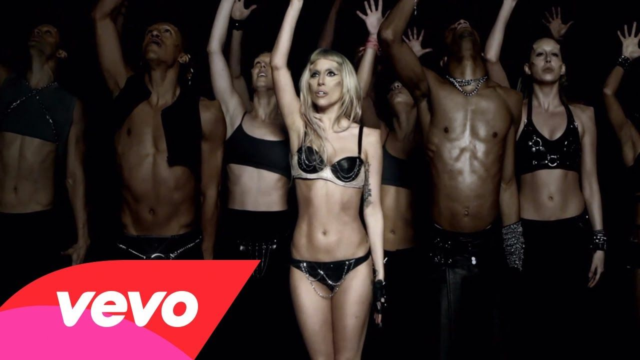Lady Gaga - Born This Way - Don't like the way it sounds,