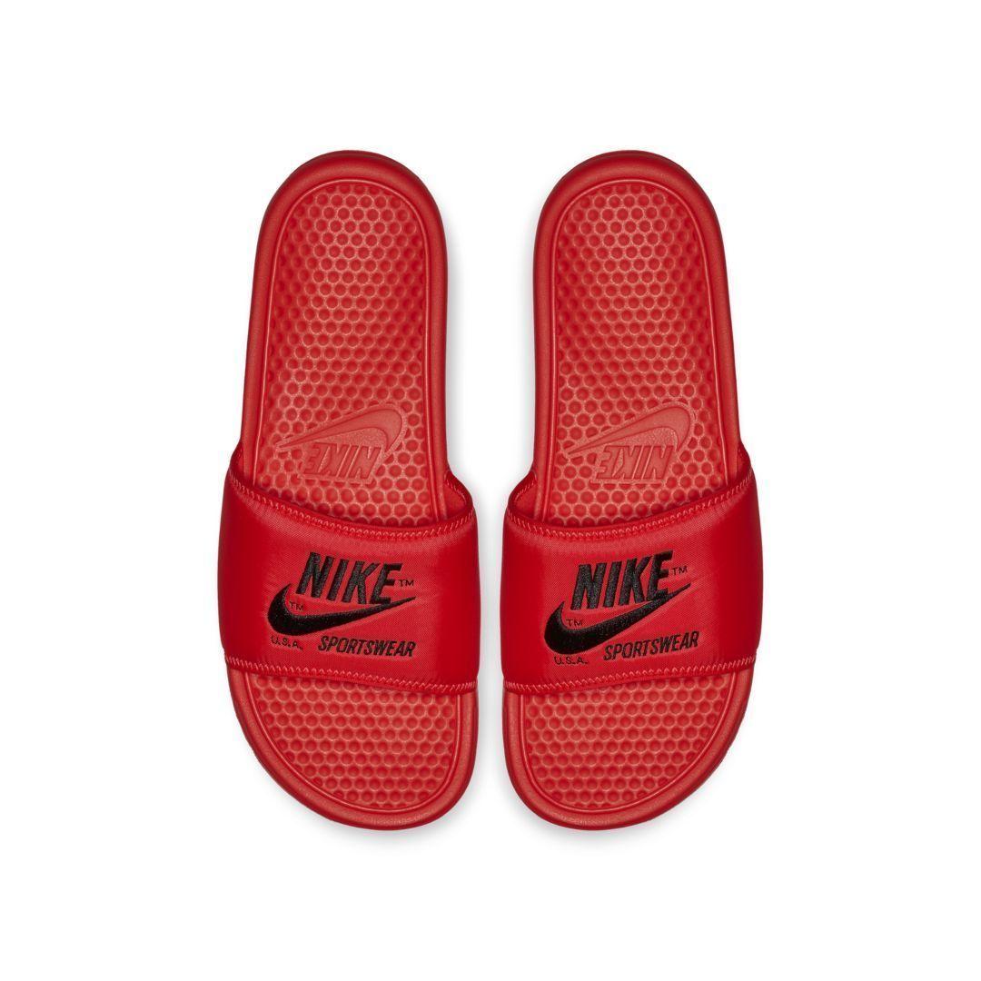 Pin on Nike Benassi