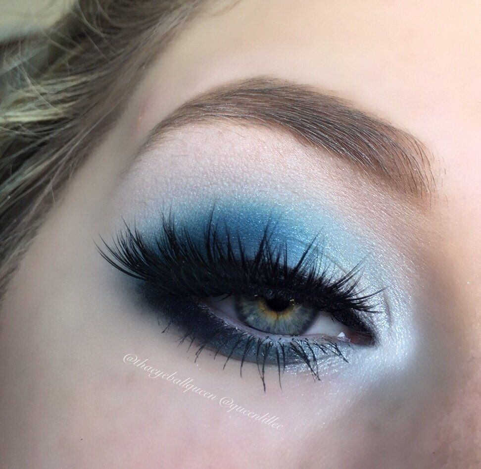 Snow Queen Eye Look By Lilleexoxo On The Sephora Beauty Board